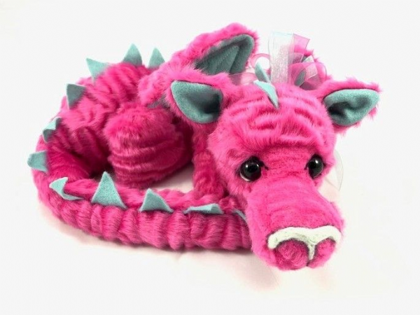 Soda Pop, ltd edition dragon by Kaycee Bears